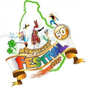 Montserrat Festival50 logo