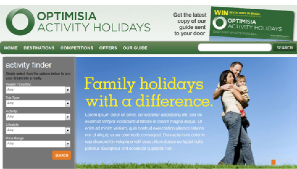 Optimisia_ActivityHolidays
