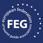 Federation of European Tourist Guide Associations logo